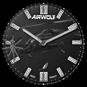 Airwolf Watch Face