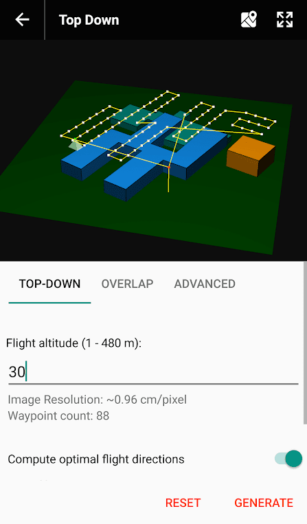 Drone Harmony Planner for DJI