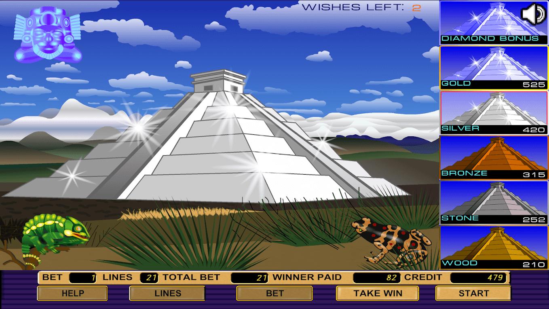 Aztec Gold II