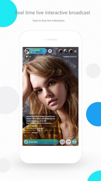Facecast Review & Download - App Of The Day
