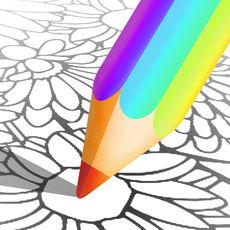 Qolorful – Coloring art game