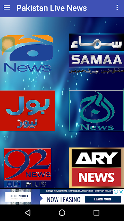 Pakistan Live News Review & Download - App Of The Day