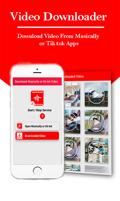 Video Downloader For Musical ly And TikTok Review & Download
