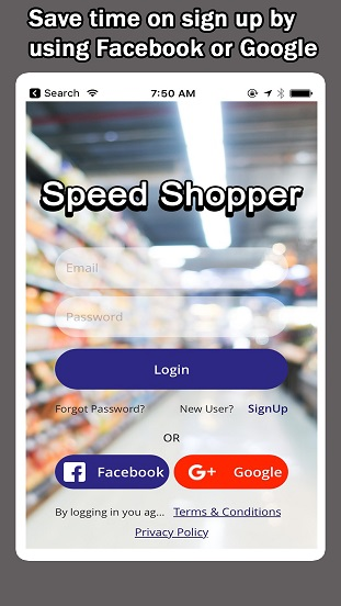 Speed Shopper
