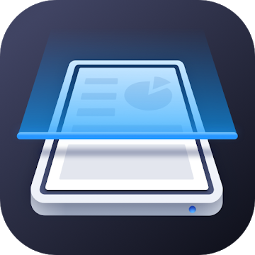 iScan-PDF & Document Scanner app