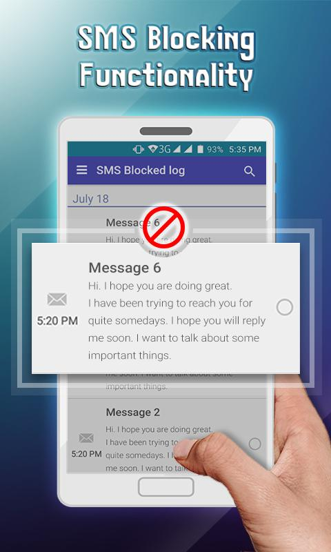 Sms + Call Blacklist Caller ID & Block Review & Download