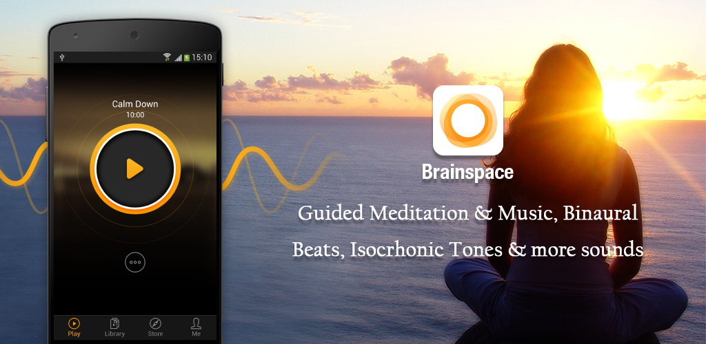 Brainspace – Brainwave Entrainment & Meditation
