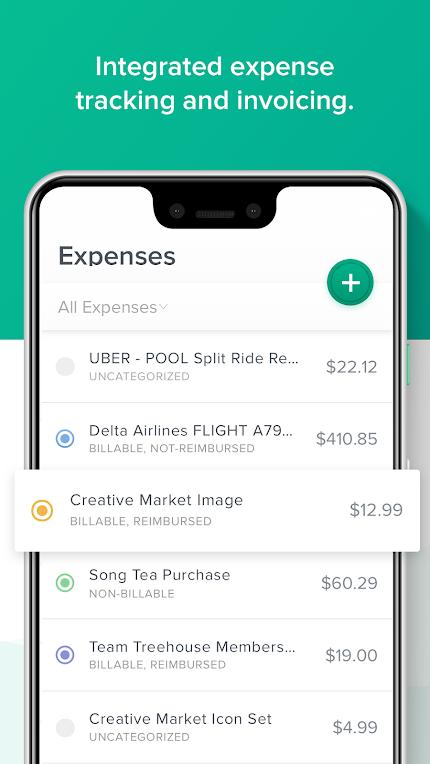 Bonsai Time Tracker & Expenses