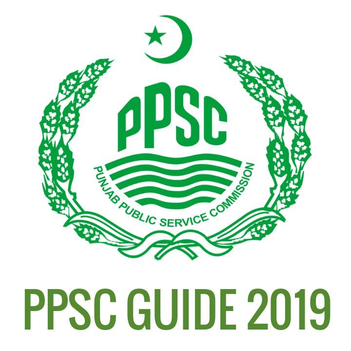 PPSC GUIDE 2019