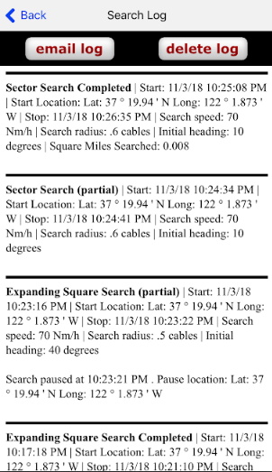 Search and Rescue – SAR Tools