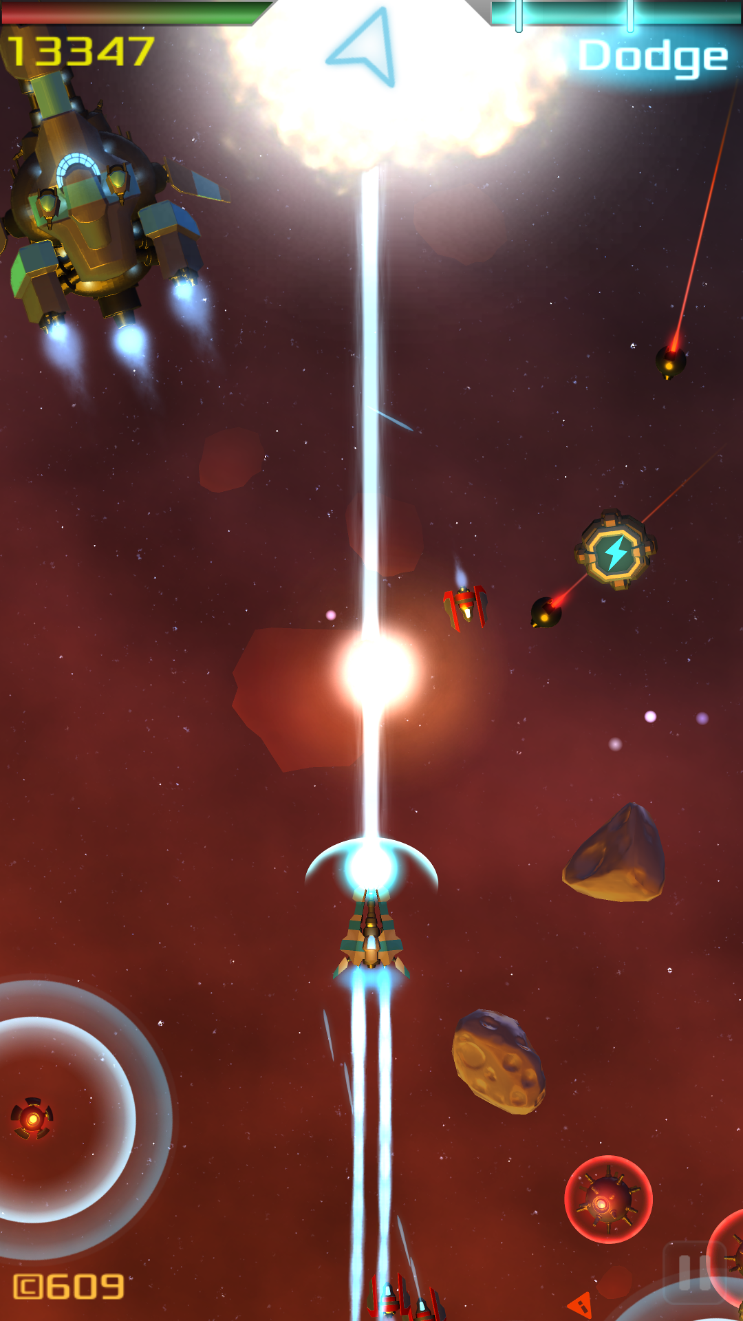 Nova Escape – Space Runner
