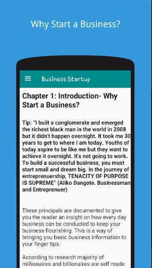Business Startup – Entrepreneur Mindset