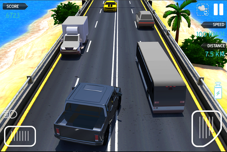 Highway Car Racing Game