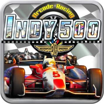 app icon INDY 500 Arcade Racing