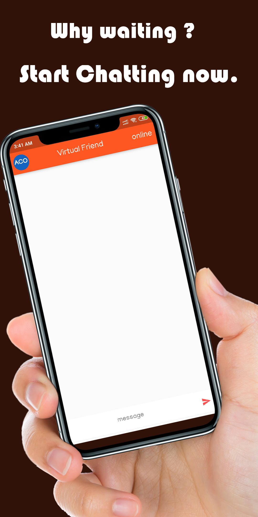 ACO – AI Chatbot , Virtual Friend