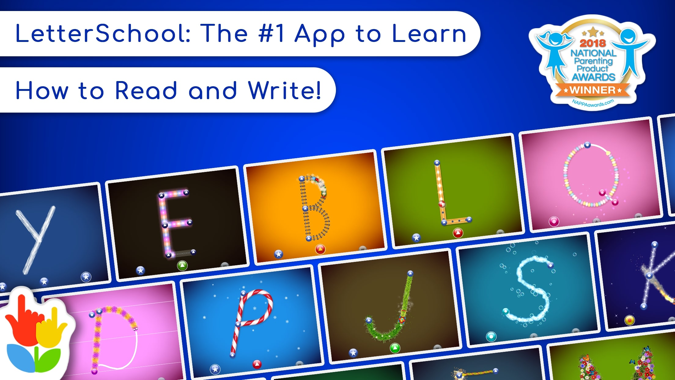 LetterSchool – Learn to Write ABC Games for Kids