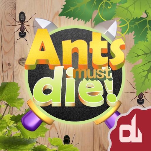 Ants Must Die