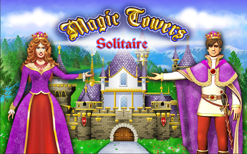 Magic Towers Solitaire – Tri Peaks