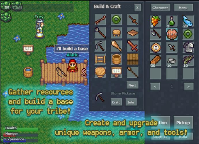 Mystera Legacy – MMORPG Sandbox