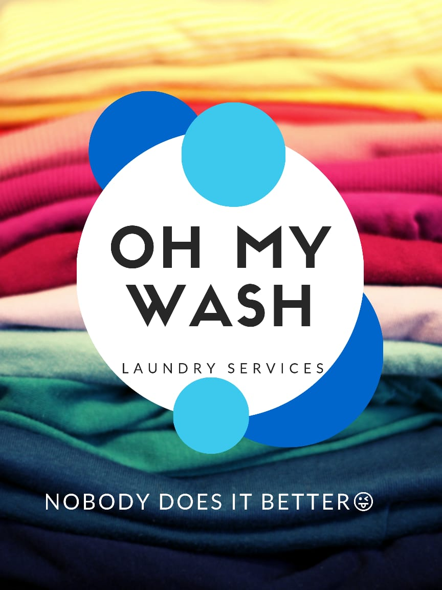 Dry Clean & Laundry – OH MY WASH