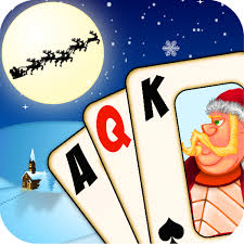 Christmas Solitaire app icon