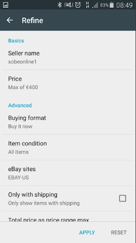 Geoship – Search for eBay