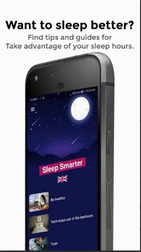 Sleep Smarter – Fight insomnia & improve sleeping