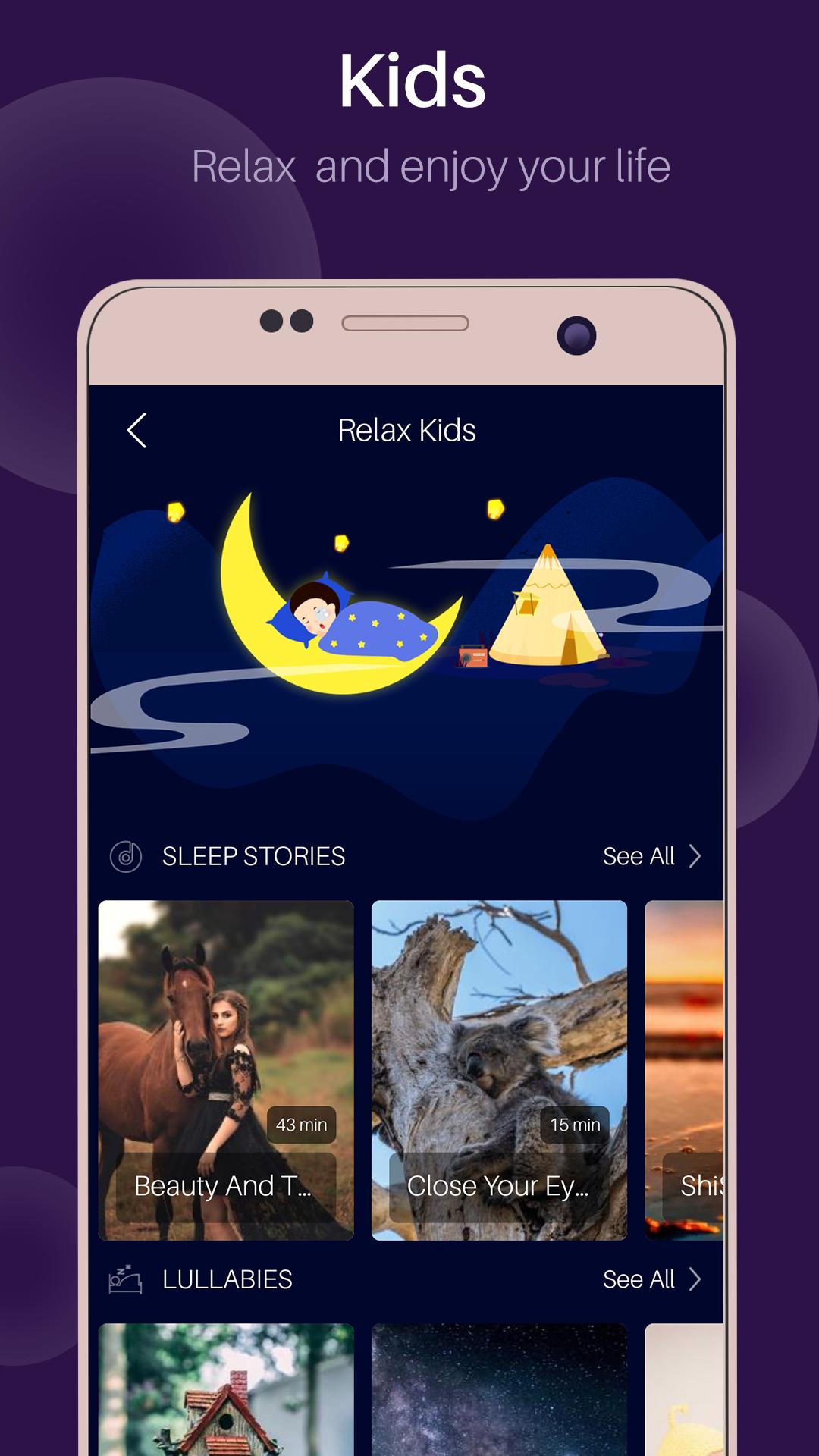 Relax & Keep Calm – Sleep Well, Music and Sounds