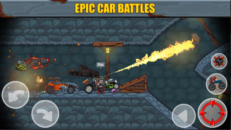 Max Fury – Road Warrior: Car Smasher