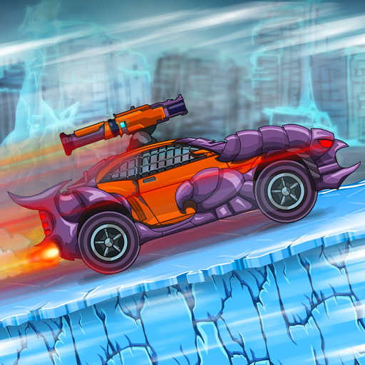 Max Fury – Road Warrior: Car Smasher