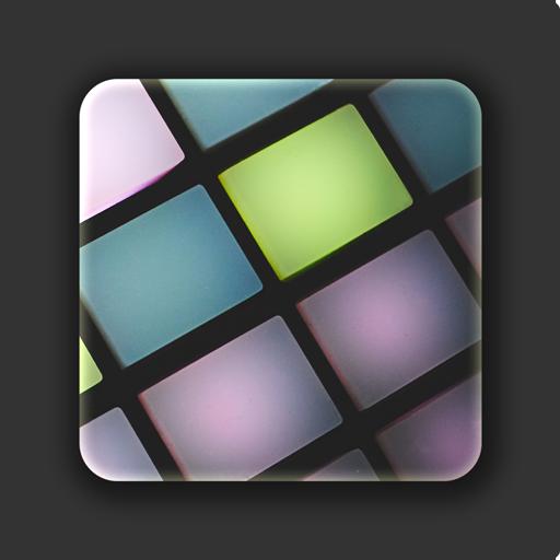 drum pad afro app icon
