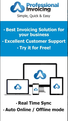 Professional Invoicing & Billing
