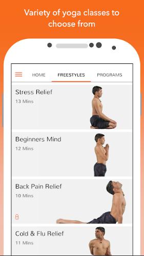 Yoga – Track Yoga