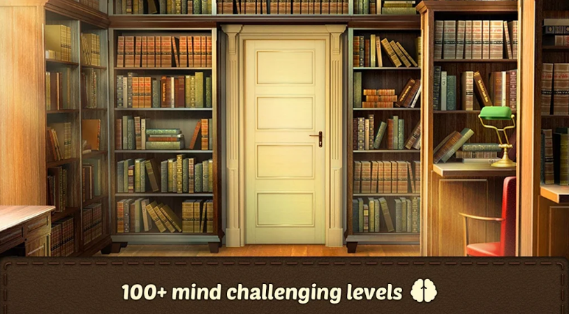 100 Doors Games 2020: Escape from School