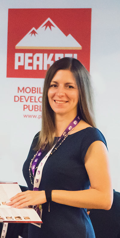 Ana Marija Petkovic - Project Manager at Peasksel