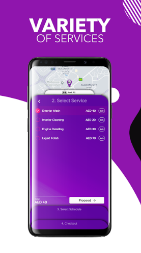 MySyara – Car Care on your schedule!