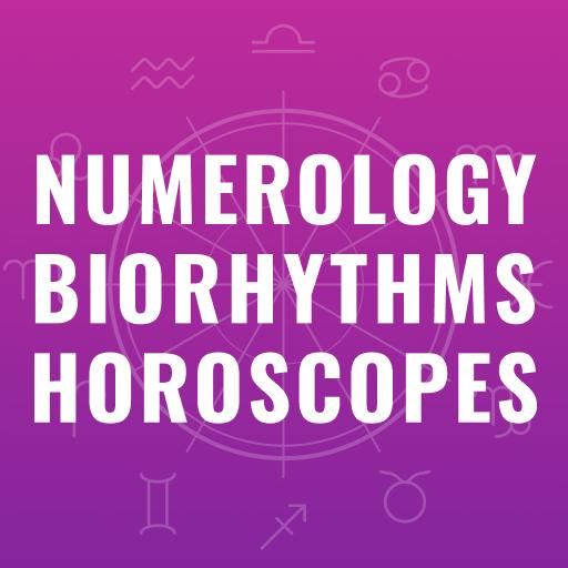 All numerology. Biorhythms. Horoscopes