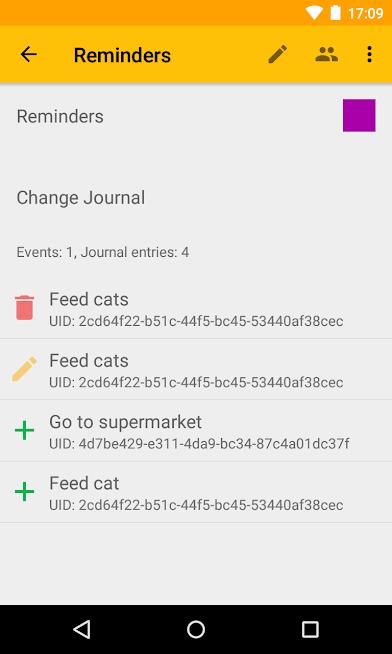 EteSync – Secure Data Sync
