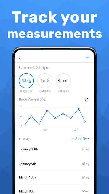 Hevy – Workout Tracker Planner Weight Lifting Log