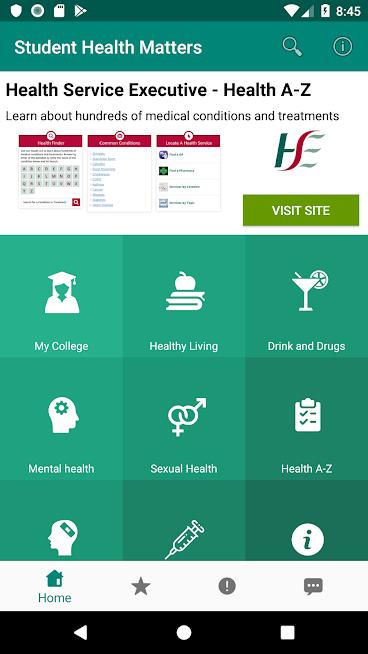Student Health Matters (ISHA)