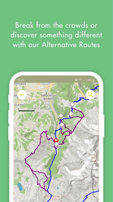 Hiiker: Long-Distance Hiking Trails