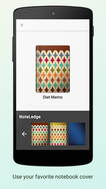 NoteLedge – Organize Notes, Diary, Audio, Video