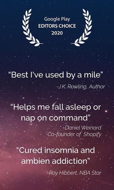 Pzizz – Sleep, Nap, Focus