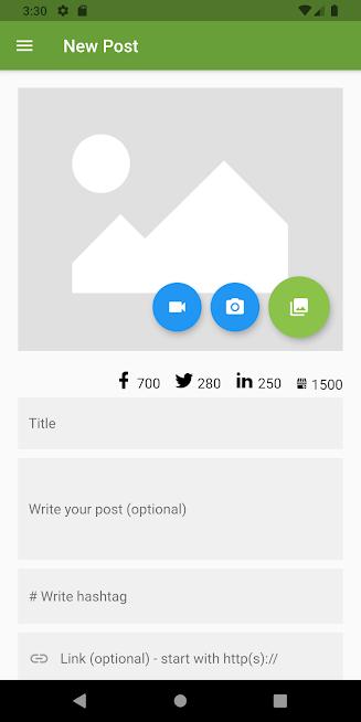 SeoSamba Social Media Marketing & Posting App
