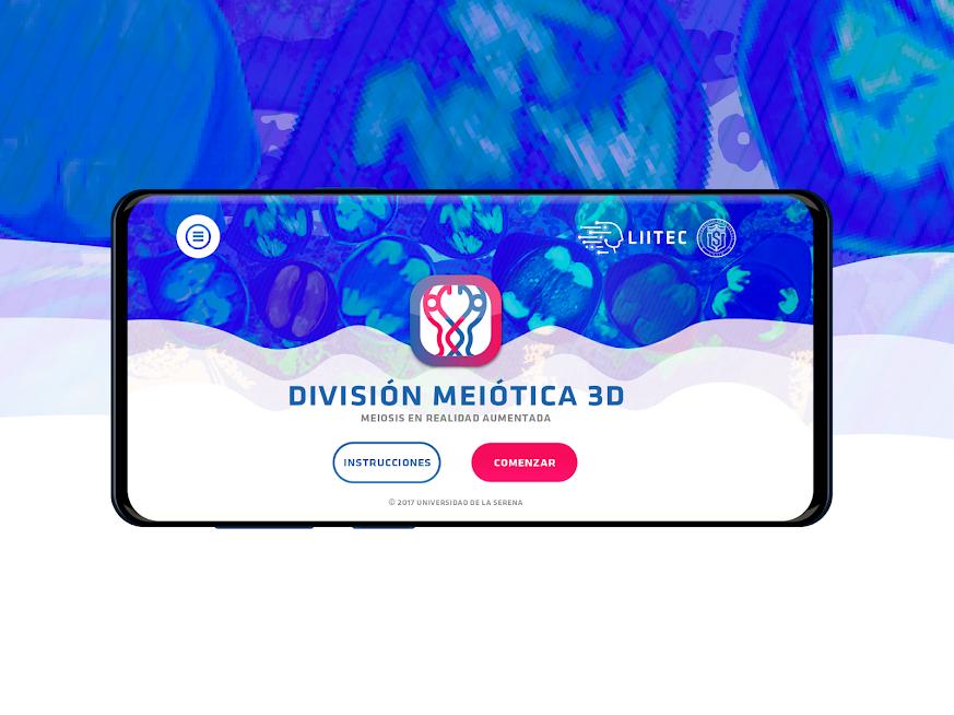 3D Meiotic Division