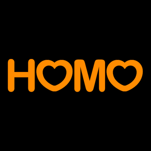 HOMO-Make friends borderless &Chat with new people
