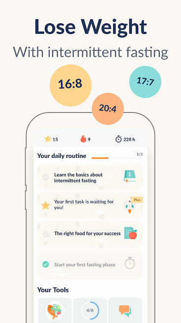 Fastic Fasting App & Intermittent Fasting Tracker