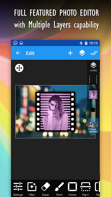 Multi Layer – Photo Editor