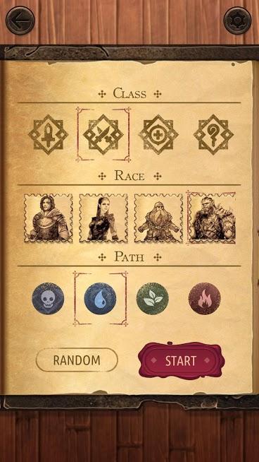 Spellsword Cards: Origins