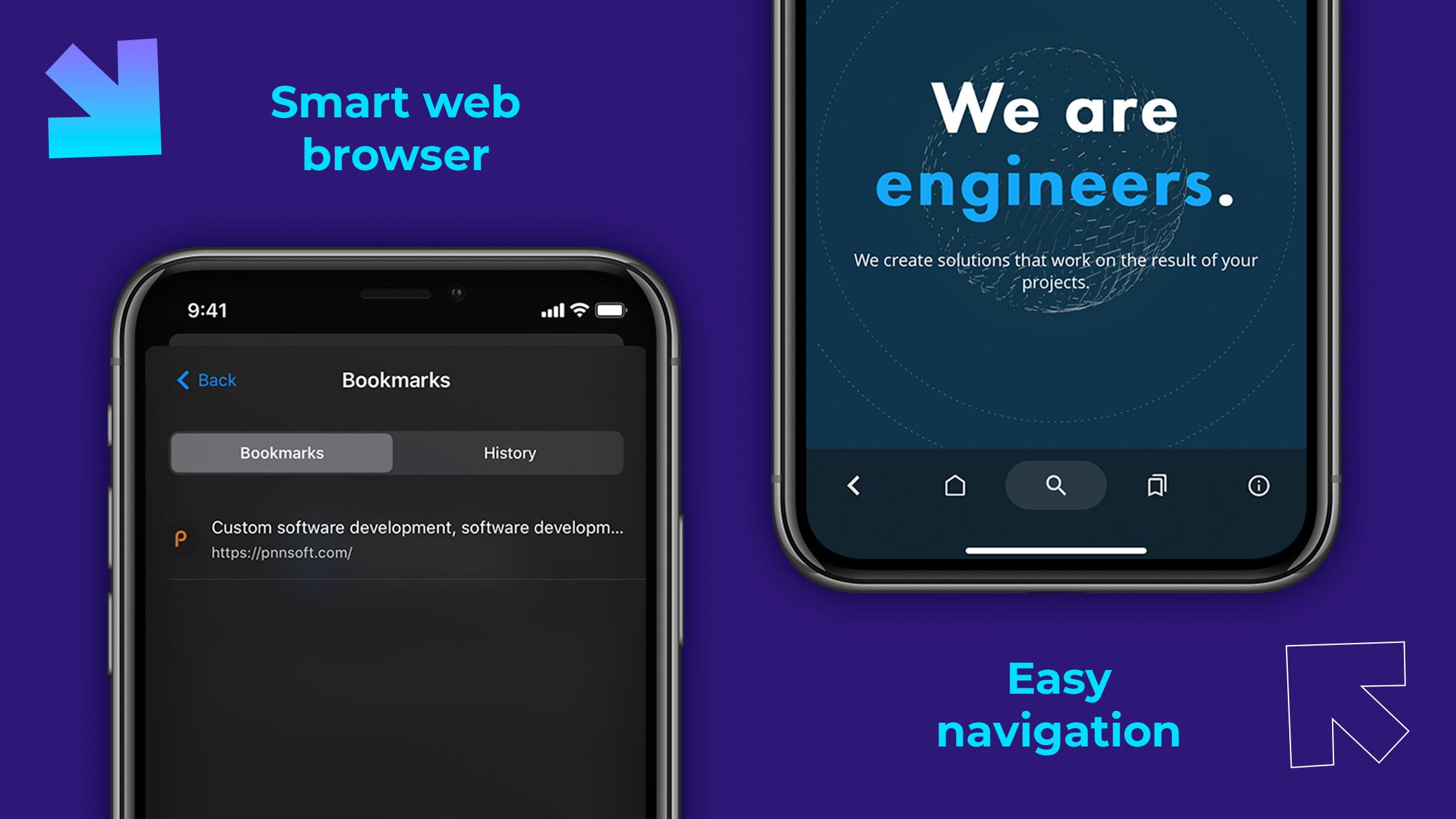 Bluefy – Web BLE Browser